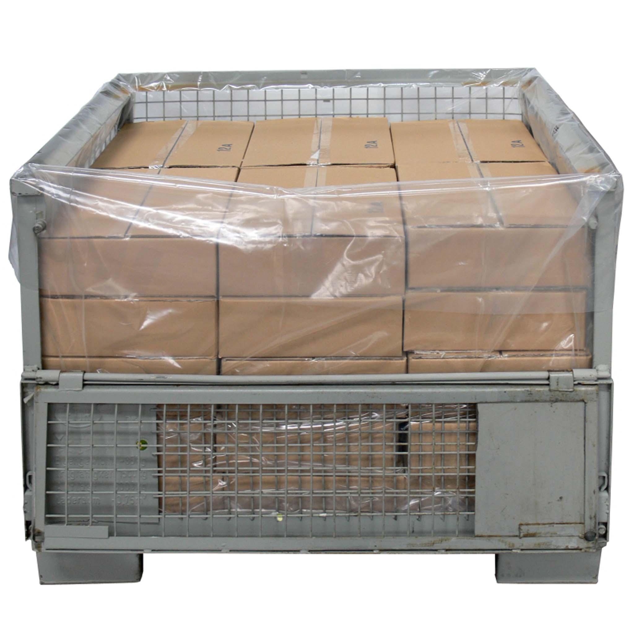 Inlay für EPAL- Gitterbox Stärke 50 µ