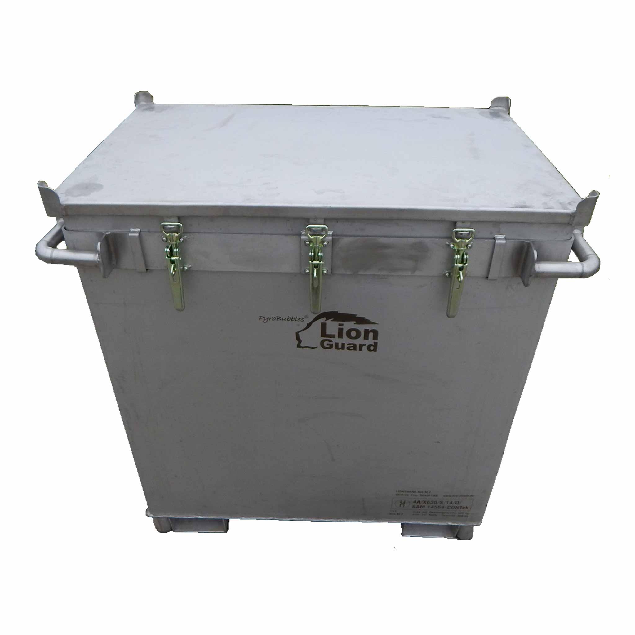 M-Box-X2  | 1.199 X 799 X 1.252 mm