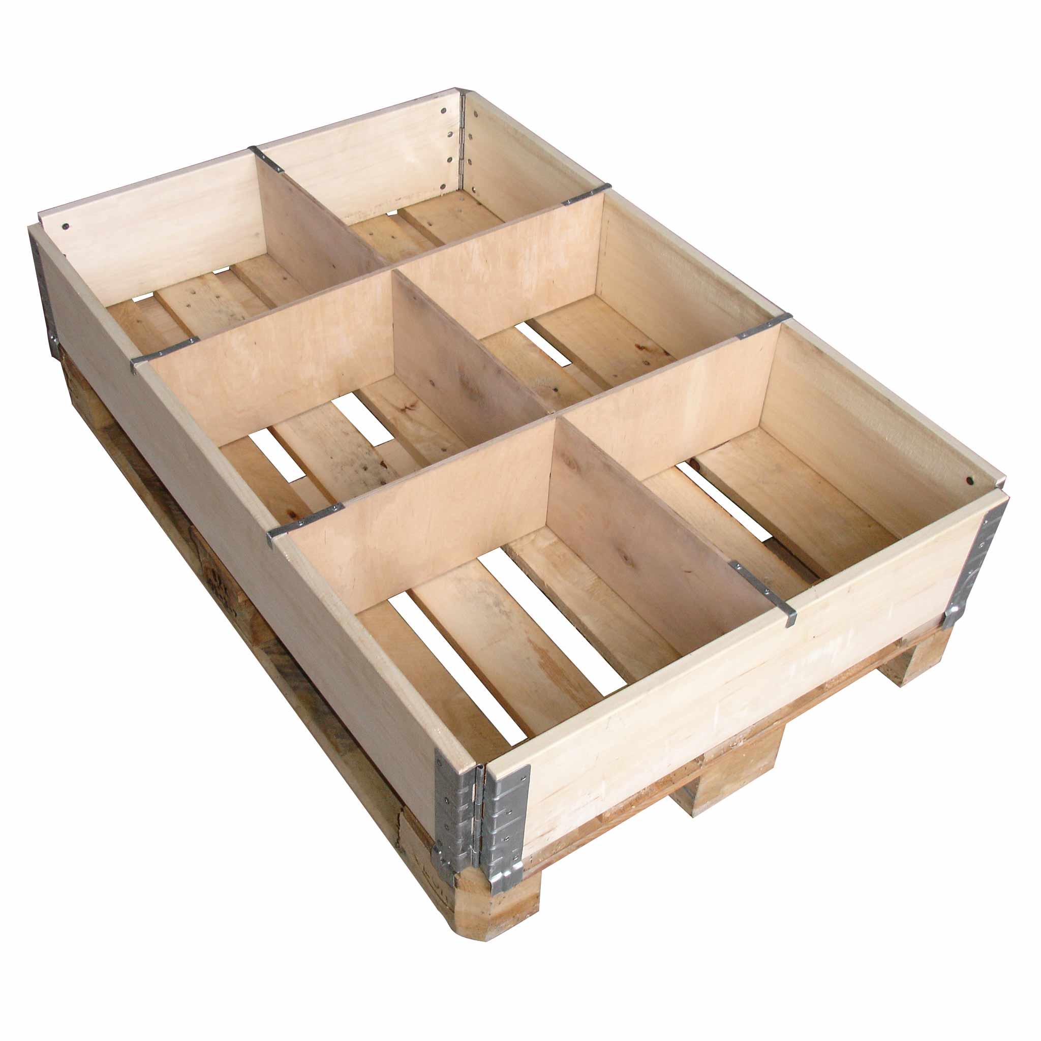 Fachteiler für Holzaufsatzrahmen Format 9 Faecher