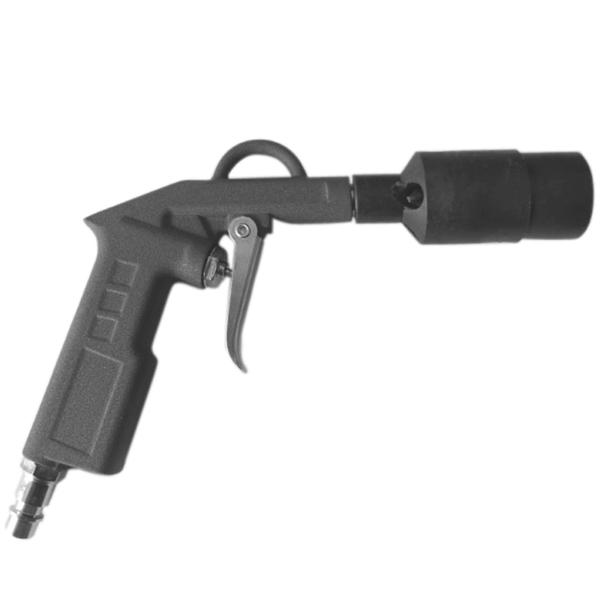 Luftpistole für Staupolstersäcke