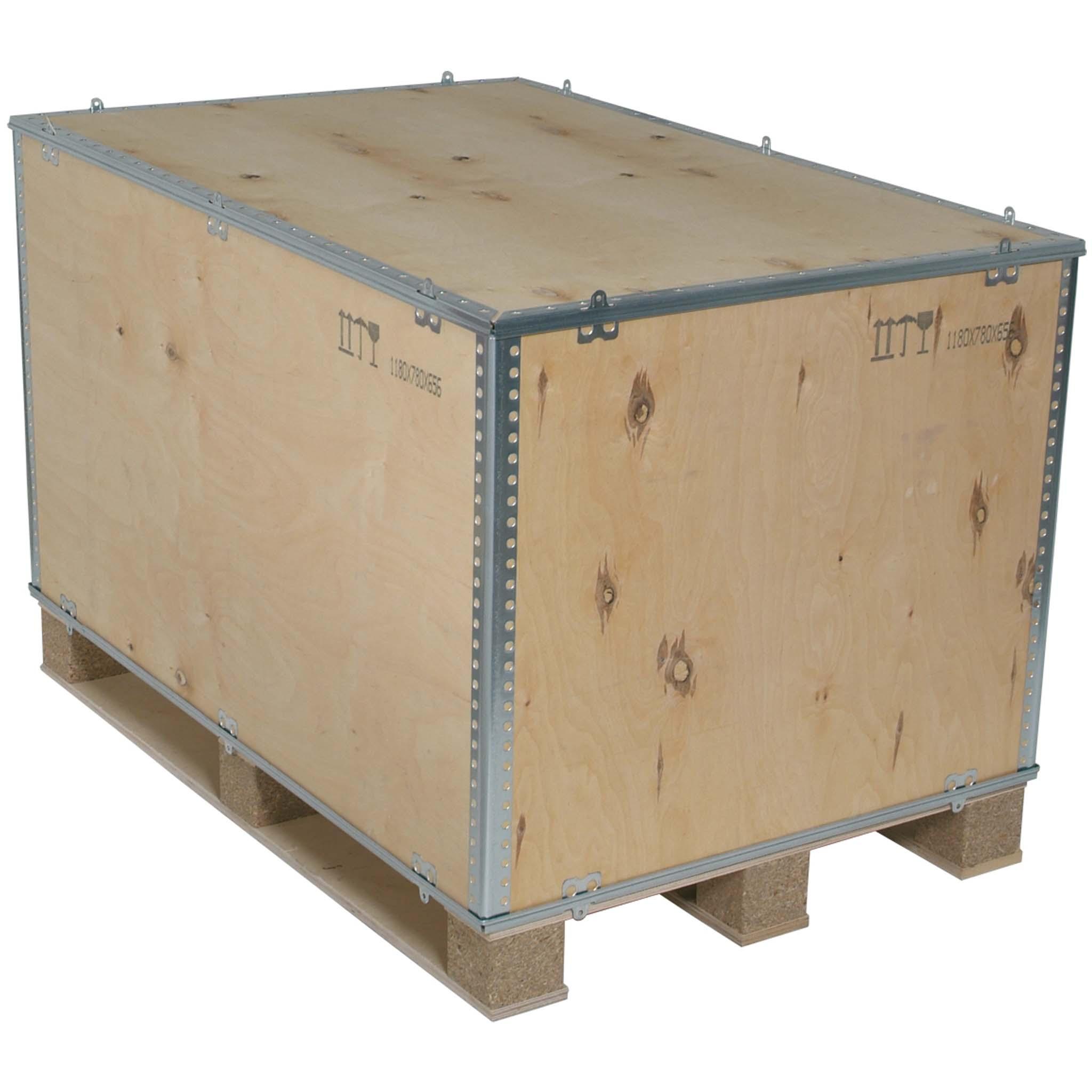 Cargo Boxen | 1.200 X 1.000 X 740 mm | mit Palettenunterbau
