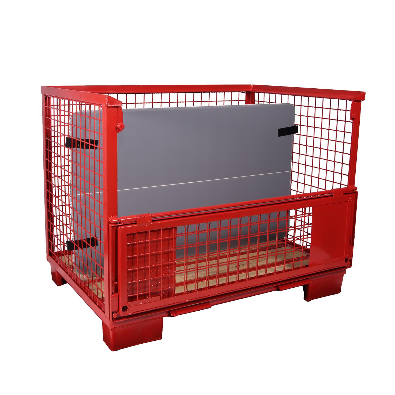 CON-PEARL® Unterteiler - längs für EPAL-Gitterbox