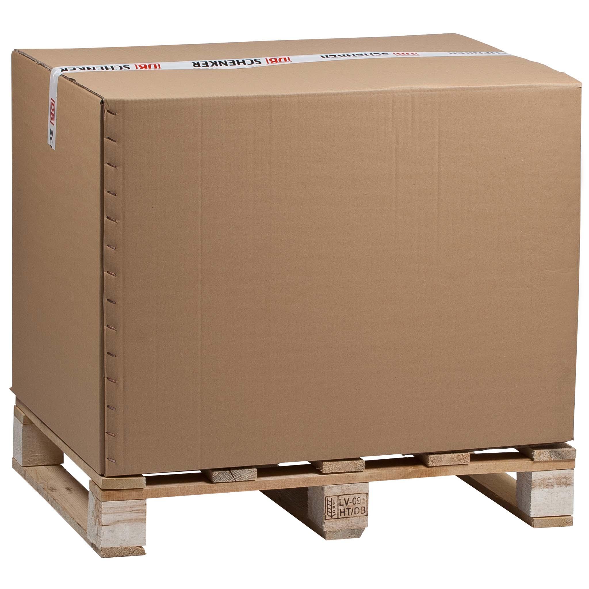 Palettenkarton Innenmaß 1.180 x 780 x 550 mm