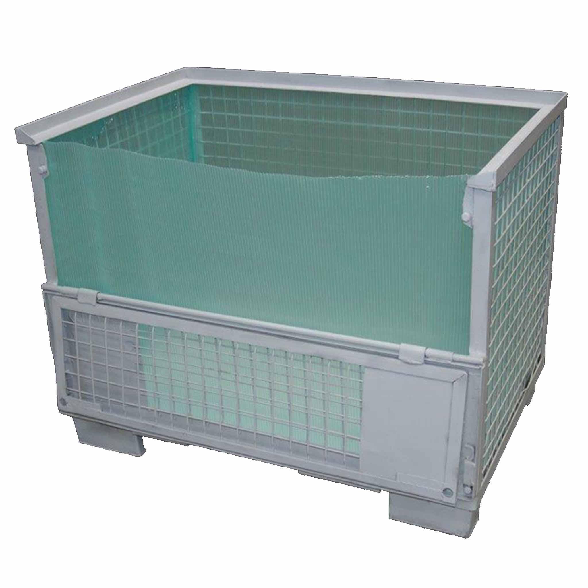 Auskleidung für EPAL-Gitterbox